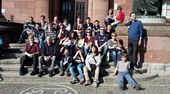 Jugendwochenende am 25./26. März in Freiburg
