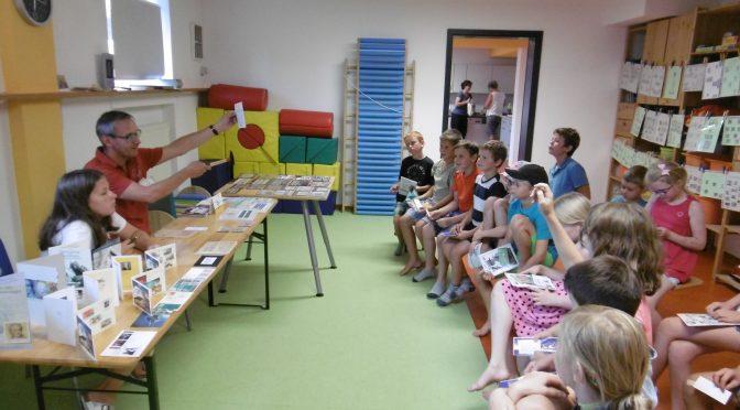TdJB in Riedlingen – Briefmarken bringen Spiel, Spass und Wissen