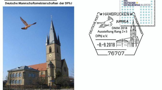 """Die """"Hauptstadt der Jugendphilatelie"""" erwartet alle Briefmarkensammler zur JuPhilA 2018"""