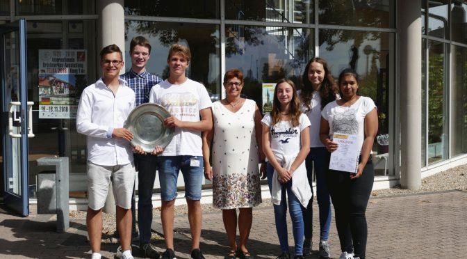 """Süd-West  verteidigt Meistertitel in der """"Hauptstadt der Jugendphilatelie"""""""