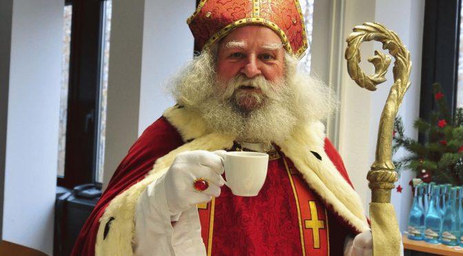 Was sammelt der Nikolaus?