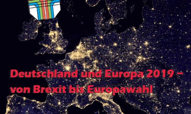 """Der neue JUNGE SAMMLER ist erschienen: Hauptthema """"Deutschland und Europa 2019 – von Brexit bis Europawahl"""""""