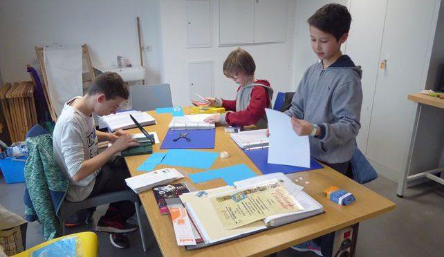 Neuzugänge bei den Jungen Briefmarkenfreunden Rheinfelden