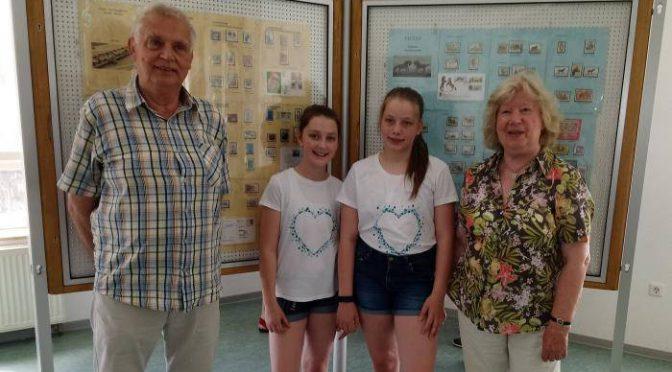 Vier Erstaussteller aus Laichingen präsentierten ihre Exponate