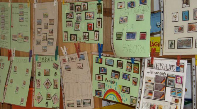 Durch Ferienprogramm zum Briefmarken-Experten