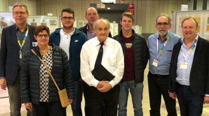 Aussteller aus Süd-West in Ungarn und Luxemburg erfolgreich