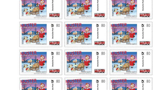 Welche Briefmarke für die Weihnachtspost nehmen? Die DPhJ hilft!