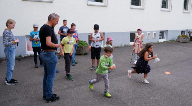Tag der Jungen Briefmarkenfreunde / Sommerferienprogramm in Riedlingen